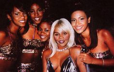 Destiny's Child and Lil' Kim