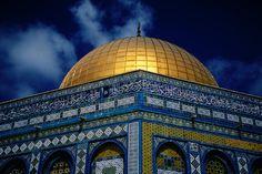 The Dome of the rock -- Jerusalem