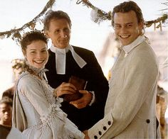 The Patriot, wedding scene, <3 #heathledger