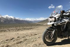 Some modifications can turn a good motorcycle into a great one, and if you're planning a long overland adventure, many can prove to be essential! Trekking, Motorcycle, Bike, Adventure, Motorbikes, Bicycle, Trial Bike, Biking, Motorcycles