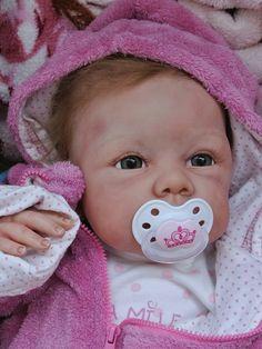 Beautiful reborn doll.