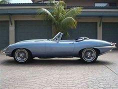 1964 XKE Roadster
