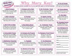 Mary Kay Business Printable PDF | daily planner pdf marketing plan pdf weekly planner pdf apache server