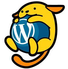 Wapuu, Japanese Official Wordpress mascot
