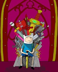 Game of Throne Adventure Time