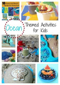 The members of All Things Kids have been working hard to bring you themed ideas to keep your little ones entertained all Summer long! Our ...