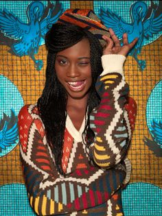 Fashion is Art: African Look Book Project | My BrownBox