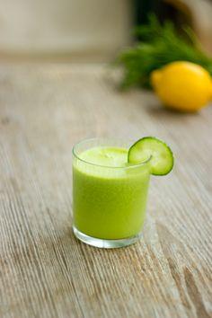 Zielony sok na metabolizm