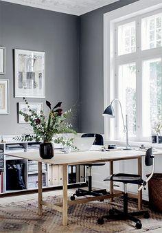 Inspiratiebeeld Office at home/Thuiswerkplek