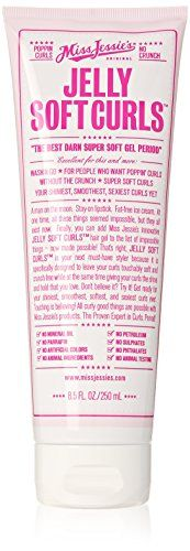 Miss Jessies Jelly Soft Curls 85 Ounce 3 Count *** Check out the image by visiting the link.