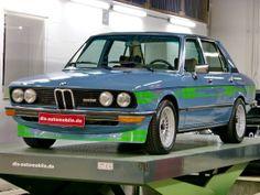 BMW Alpina B 8 E12 3.2 « DLS Automobile