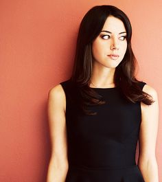Aubrey Plaza: unadorned beauty. You're a smart lady!