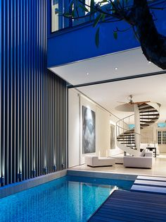 A Gorgeous Modern House Where the Pool's the Star! (6 pics) - My Modern Metropolis
