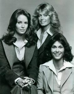 #Charlies_Angels #TV_series 1976
