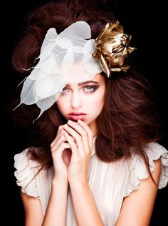 Zhenya Katava for Youth Vision December 2011. Love the facial expression!