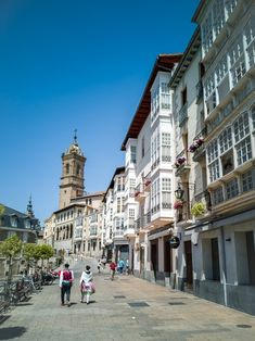 The Spanish Basque Country has much to offer. Especially, for those interested in gourmet food, wine, and architecture. Here are my tips for a circle tour of the Basque Country - with a detour into the Rioja region. Basque Country, Travel Tips, Road Trip, Street View, Food, Gourmet, Europe, Round Trip, Spanish
