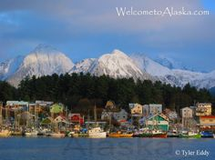 Although I spent much of my childhood in Sitka, Alaska- I would still consider it a Dream Destination of mine since I long to go back to visit.