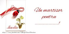 Felicitari personalizate de 1 Martie - Un mărțișor norocos pentru cea mai bună ...! - mesajeurarifelicitari.com Martie, Mariana