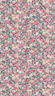 Wallpaper Für Desktop, Flower Phone Wallpaper, Cool Wallpaper, Wallpaper Backgrounds, Vintage Flowers Wallpaper, Cute Patterns Wallpaper, Textile Prints, Floral Prints, Pretty Backgrounds