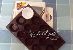 Spicchi del gusto: Tartellette al farro con stoccafisso e peperoni