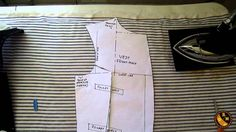 Tailoring Tutorials: Faults - Mis-aligned Shoulder-seam Angle