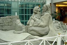 sand scupltures | sand-sculpture-hamlet.jpg (129996 Byte) sand sculpture