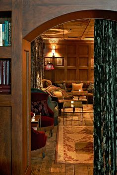 Library bar at Electric House in Notting Hill - 10 of the best library bars in London