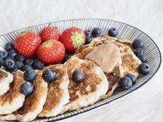 Paleo almond pancakes (low carb) - taste like marzipan