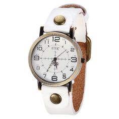 Náramkové hodinky Vintage Florence White