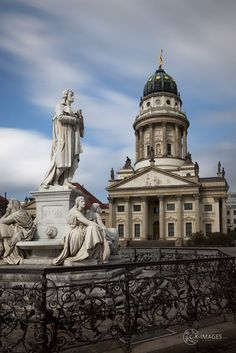 Gendarmenmarkt , Vienna by Christian Kneidinger on 500px