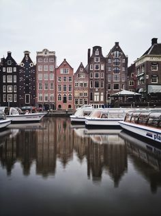 Amsterdam (Photo by Sander Fennema)