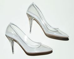 Cinderella slippers / Marc Jacobs