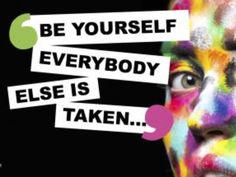Be Yourself article featured on AHSW website & in the August newsletter