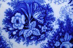 alter Unterteller    Villeroy & Boch - Blumen Nr.2