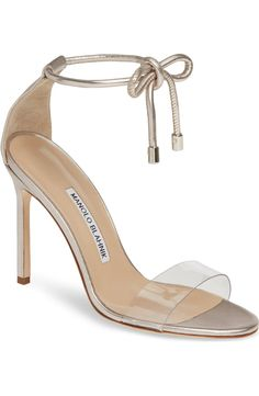 Londony /♥‿/♥ Hey Ladies,Womens Classic Stiletto Dress Sandal Womens Single Band Metal Ankel Strap High Heel Sandals
