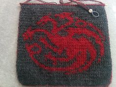 Game of Thrones House Targaryen Sigil