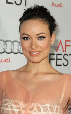 Olivia Wilde has the most beautiful eyes.