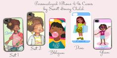 Sweet Gadget Gear  Personalized iPhone 4 / 4s by sweethoneychild, $24.99