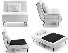 Lit gain de place : lit escamotable et canapé convertible pour petit espace - Côté Maison