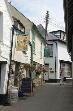 Port Isaac Tea Shop