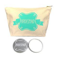 Bridesmaid Wedding Gifts // CarryStuff.co.uk