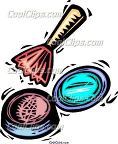 cosmetology clip art no background clipart illustration of a sad rh pinterest com cosmetology clipart borders cosmetologist clipart