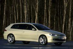1999 Peugeot 306 HDI Break de Chasse