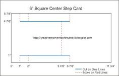 Side stepper card templates - Google Search