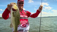 Check out this great fishing video with Mark Davis about bladed swim jigs.