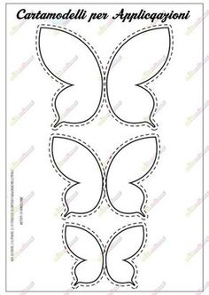 Free Bow Tie Template Printable Cheer Bow Template Printable Best Pin by butterflies, Free Bow Tie Template PrintableEASY flower to make, pink w/ pearl center Bow Tie Template, Butterfly Template, Butterfly Crafts, Flower Template, Flower Crafts, Butterfly Pattern, Felt Flowers, Fabric Flowers, Paper Flowers