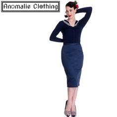 Blue Frankie Skirt