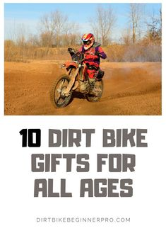 102 Best Dirt Bike Gifts For Him Images Bike Motocross