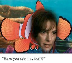 ¿Tienes a mí hijo?