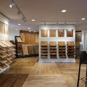 Higgins Wood Floors Design Showroom in Rochester, NH